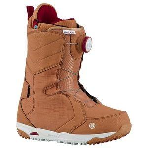 2018 Burton Limelight Boa Snowboard Boots Size 9
